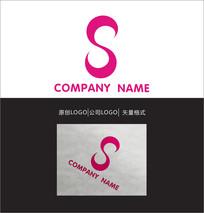 字母sLOGO设计 CDR