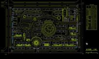 地产建筑CAD规划设计平面图