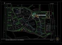 地产楼盘园林设计CAD园林