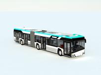 公交车模型