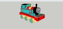 趣味儿童火车模型