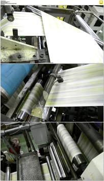 报纸印刷出版实拍视频素材
