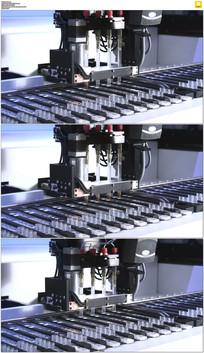 实验室检测分析实拍视频素材