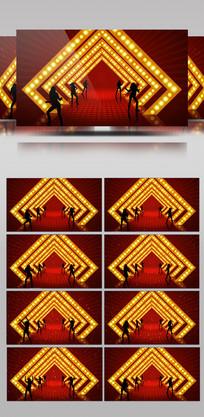 绚丽动感LED视频素材