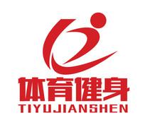体育健身运动标志logo
