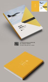 武器部队战斗机宣传册封面