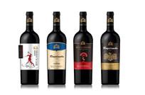 西班牙酒标设计 AI