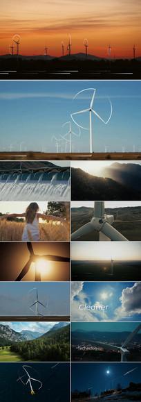 新能源风能发电国家电网