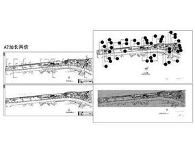 河滨公园总平面图