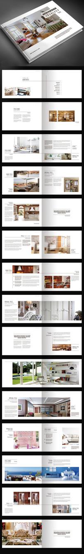 家装家居家具产品画册宣传册