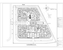 住宅小区景观竖向标高设计