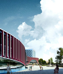 第二人民医院建筑效果