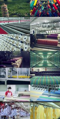 纺织企业宣传片视频