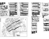 某商业步行街建筑施工图设计