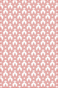 五角星底纹图案