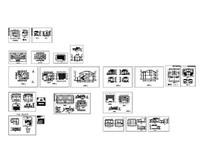 农宅方案布置设计图