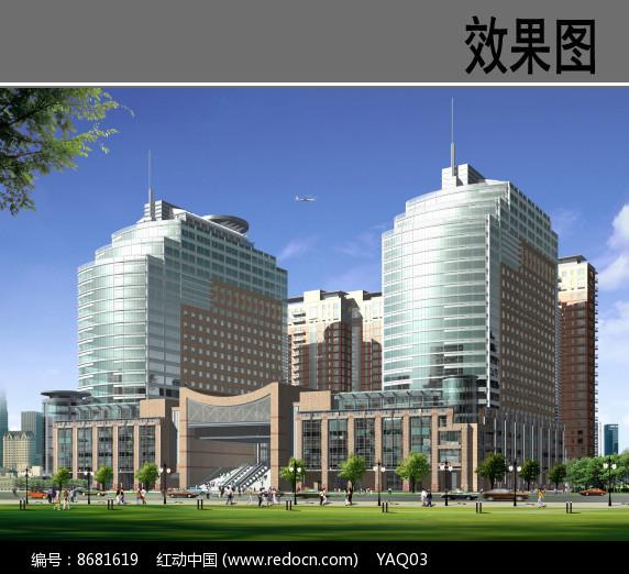 商城外观设计 JPG图片