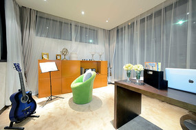 现代简约房间设计