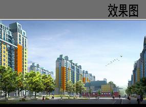 小区住宅绿化设计 JPG
