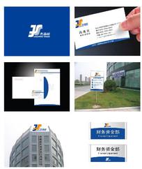 JS外贸出口金融地产标志