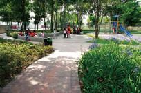 儿童活动区植物配置 JPG