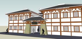 汉式建筑博物馆