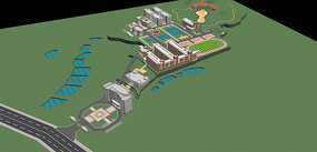 某学校规划模型