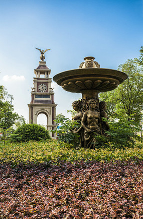 欧式景观雕塑