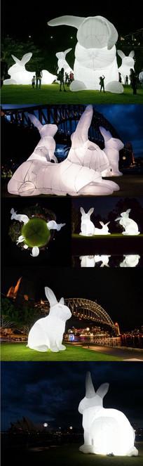 现代动物装置景观灯具 JPG