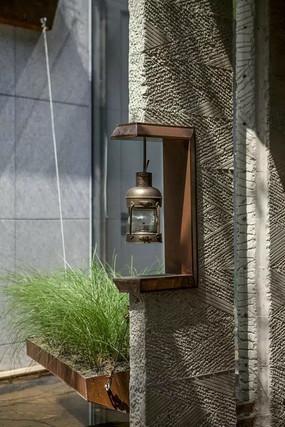 新中式灯具意向图