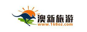 袋鼠太阳澳洲旅游标志