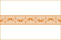 花纹腰花装饰图案
