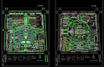 地产总规划设计图纸