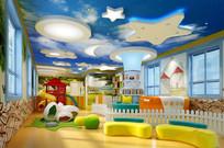 幼儿园早教中心玩具场地