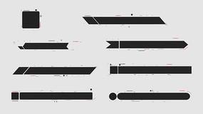 8套科技字幕条带A通道视频
