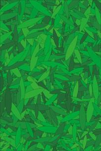 绿叶装饰图案 CDR