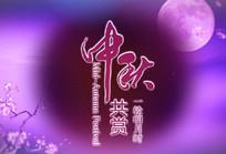 温馨中秋节片头AE模版