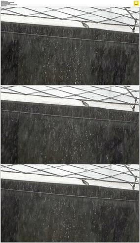 下雨视频素素材 mov