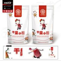 新疆干果包装袋设计