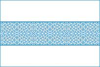 中式窗格纹移门图案 CDR