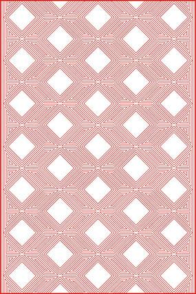 创意几何立体雕刻图案图片
