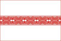 古典云龙纹装饰图案
