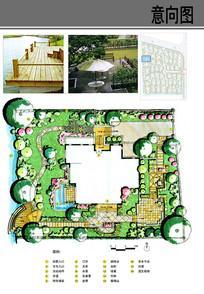 c型别墅庭院设计九州岛别墅图片