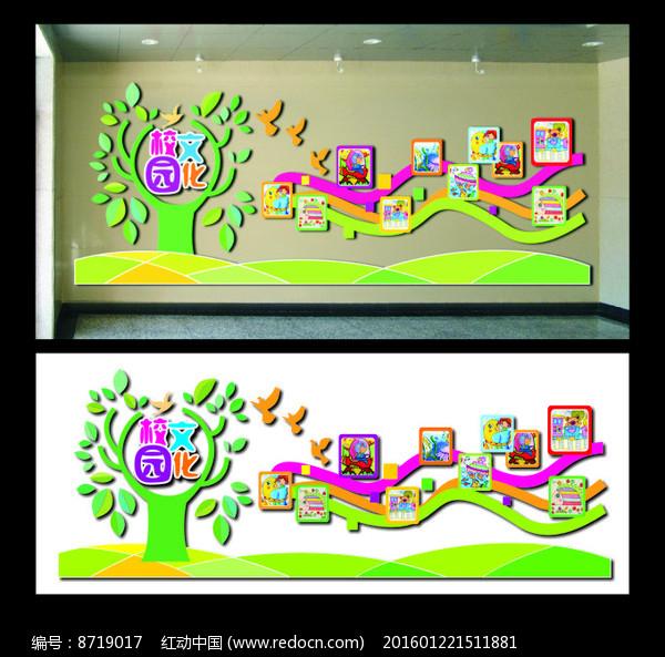 班级文化墙设计图片