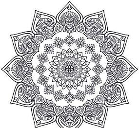 瓷器花纹图案 EPS