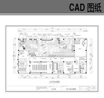 房地产公司屋顶花园平面图