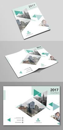 简洁企业文化产品画册封面设计