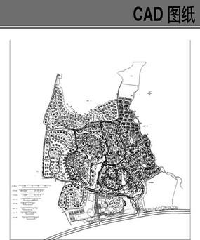 某住宅区景观规划