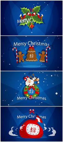 圣诞节快乐视频