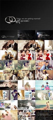 浪漫尊贵结婚婚礼视频PPT